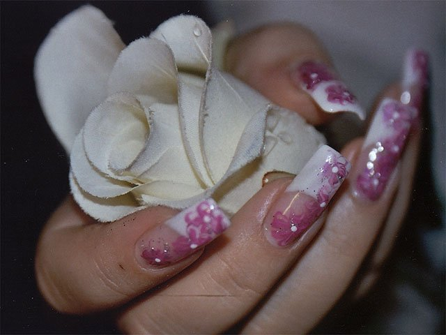 The Captivating Best flower nail design 2015 Photo