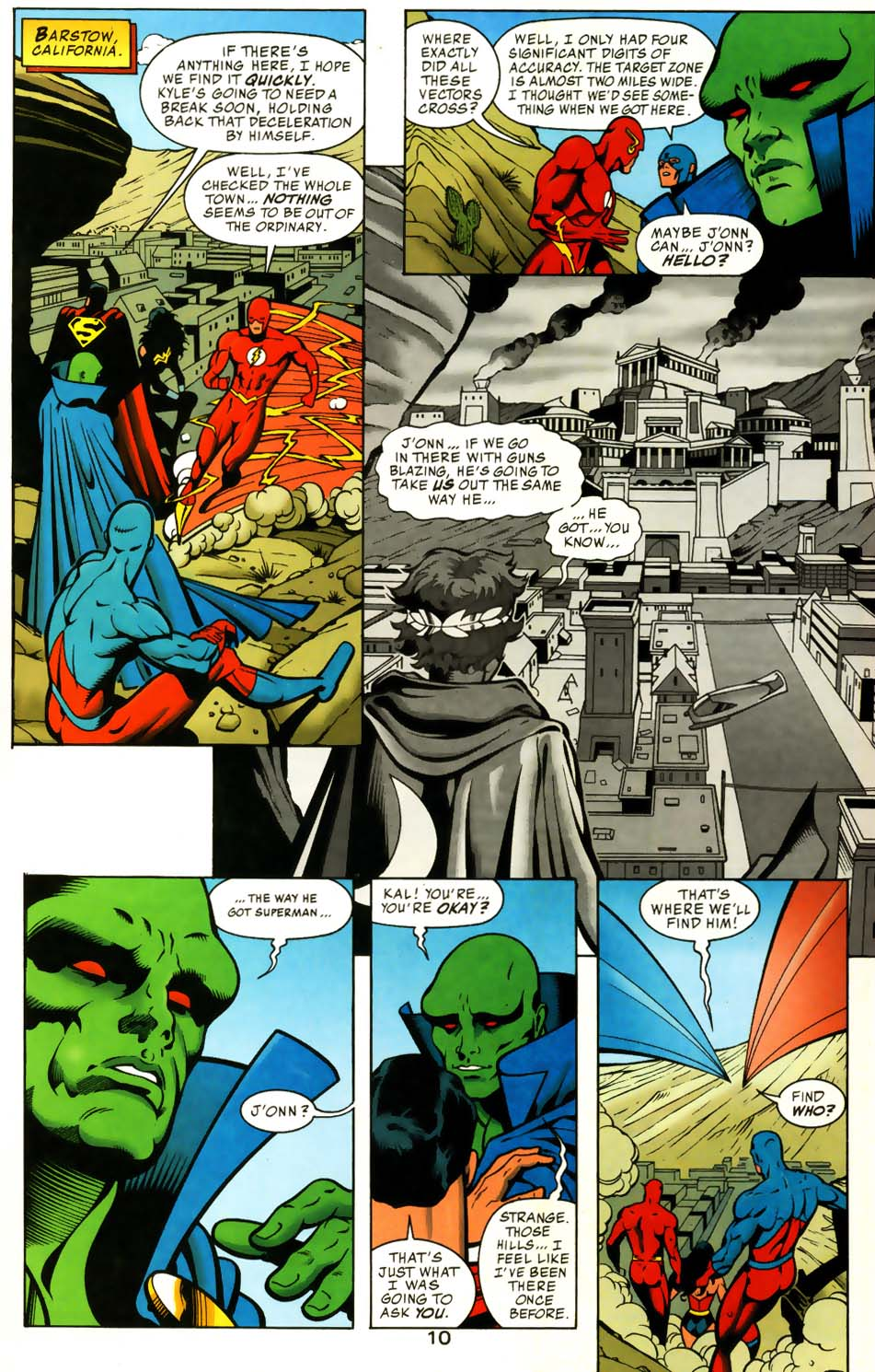 JLA 80-Page Giant - Chapter  3 | pic 12