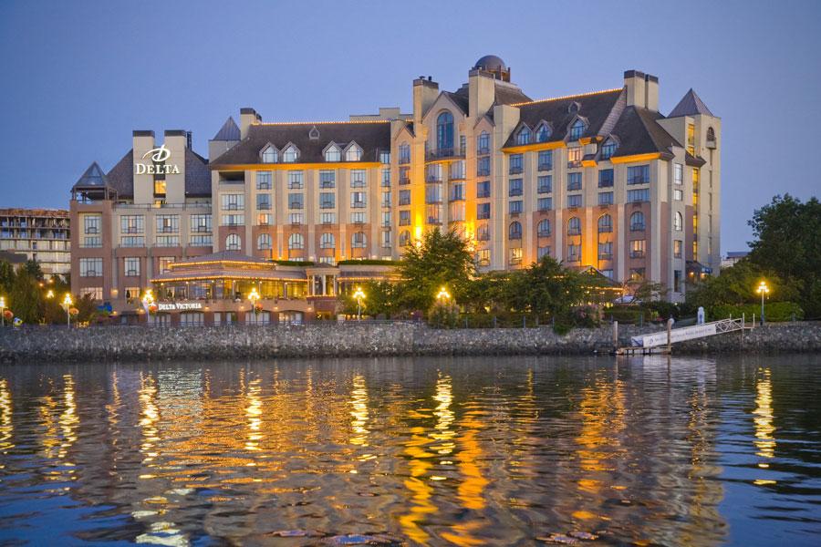 Hotel Delta Victoria Ocean Pointe Resort Spa
