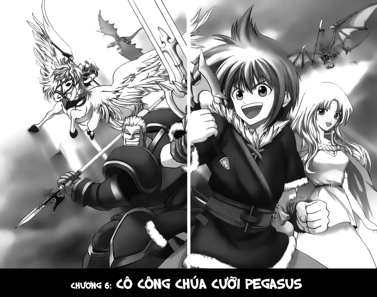 Fire Emblem-Hasha no Tsurugi chap 6 - Trang 3