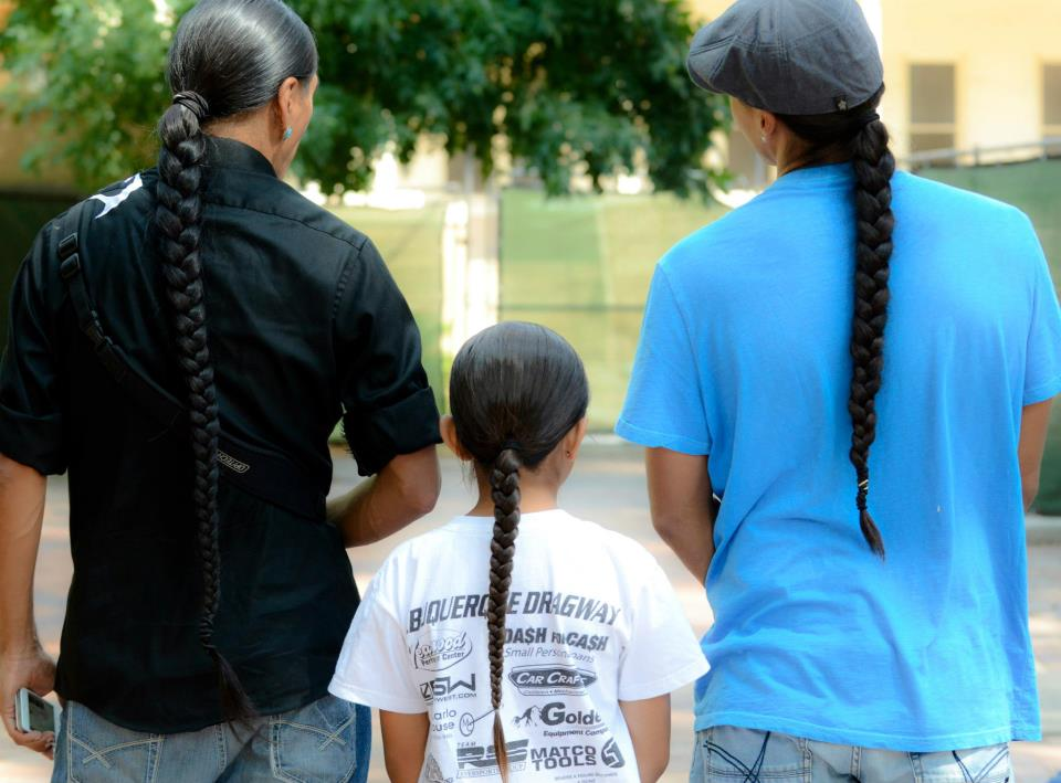 There are different teachings about the way to braid ones hair, and ...