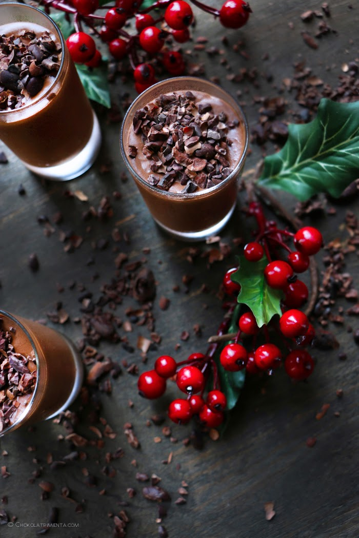 Chocolate and Chestnuts Mousse