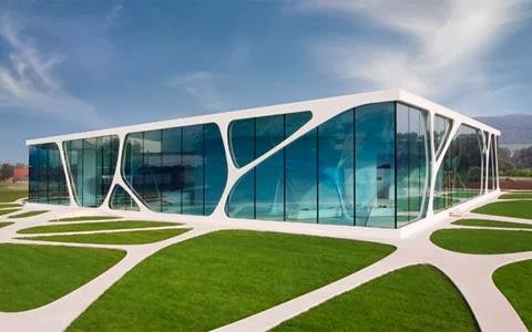 Organic Architecture architecture