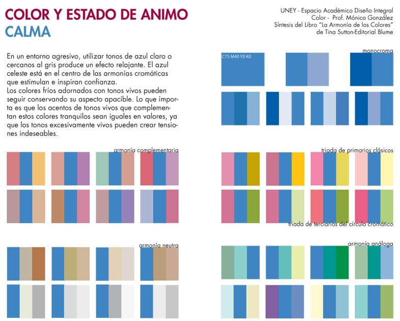 La Armonía de los Colores-Psicología | coloruney
