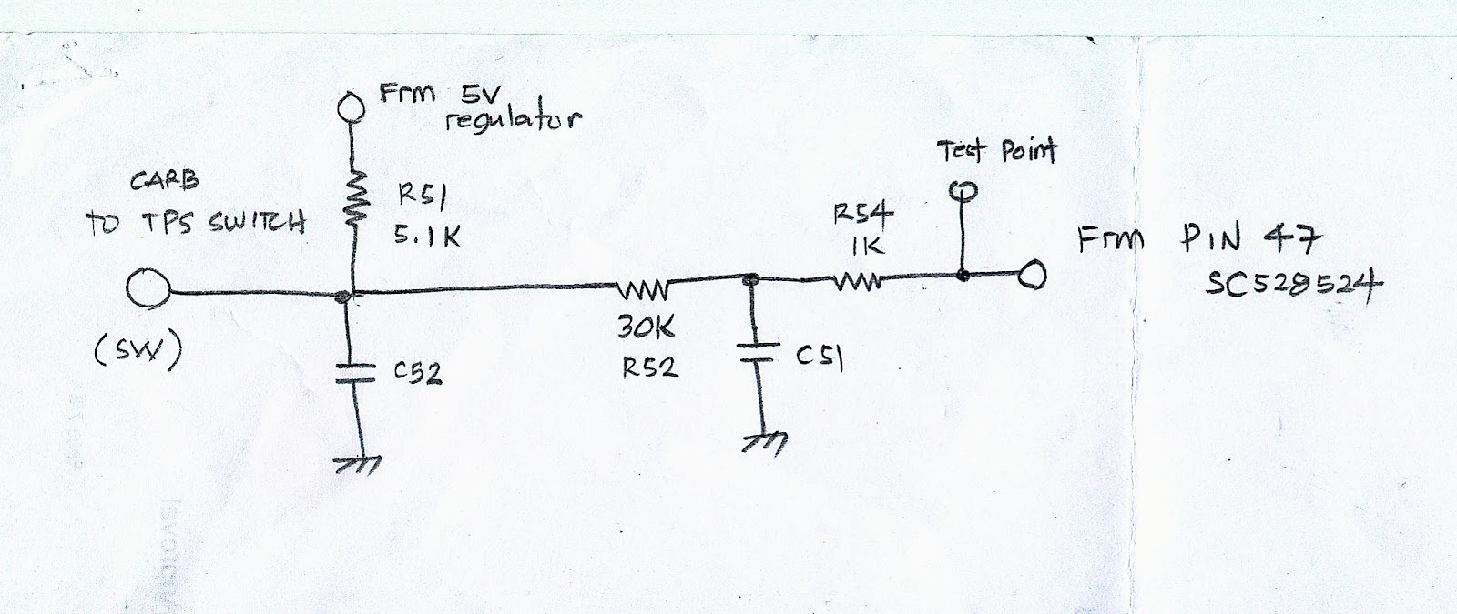 shogun dc cdi schematic techy at day blogger at noon and a scr and hv oscillator trigger