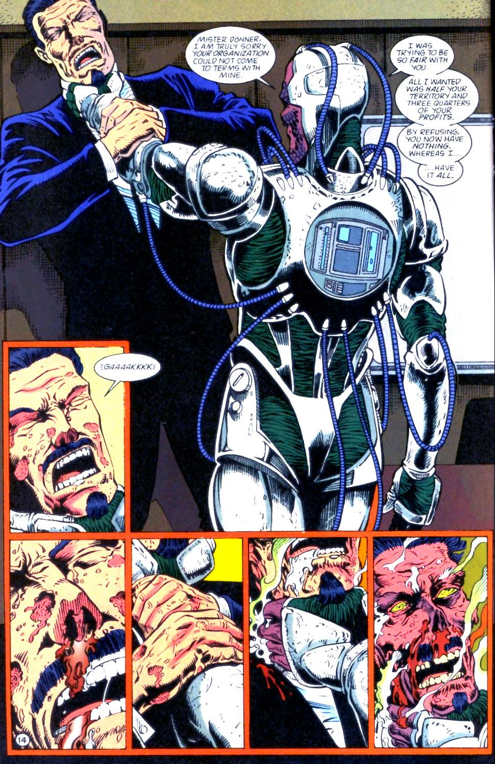Deathstroke (1991) Issue #56 #61 - English 15