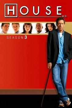 Dr. House 3ª Temporada Torrent - WEB-DL 720p Dual Áudio