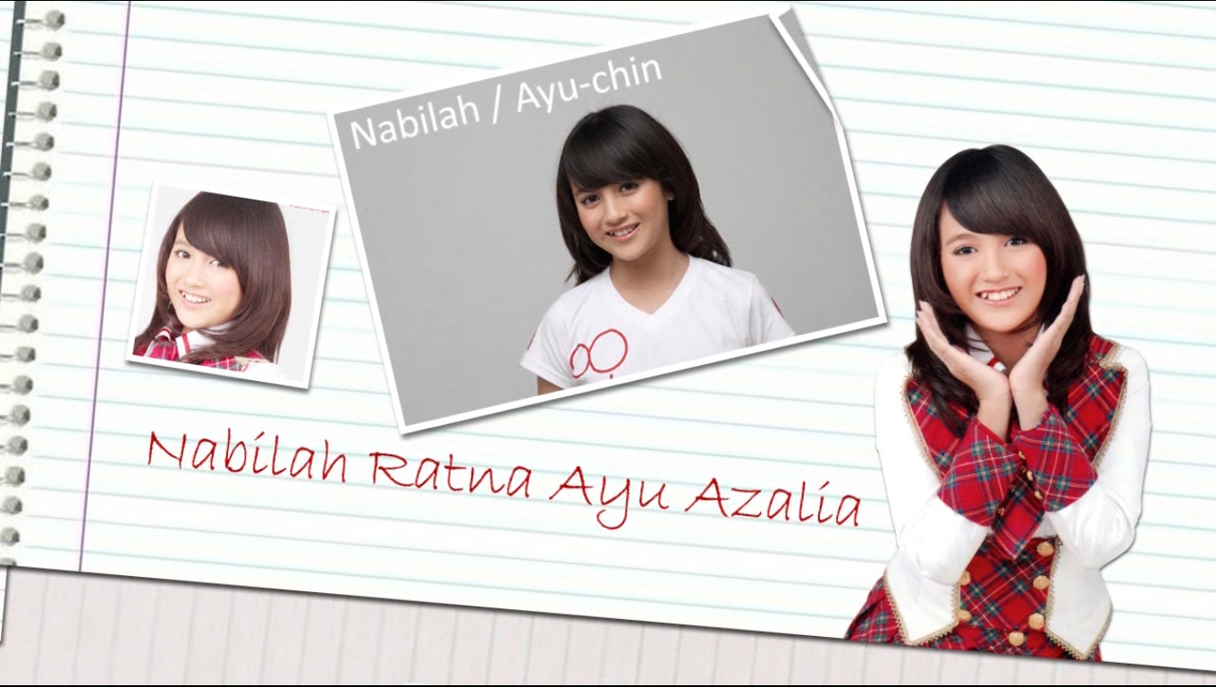 maxwallon  Wallpaper Ochi Jkt48