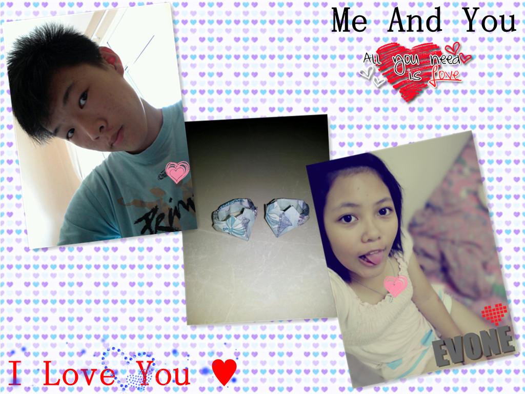 我爱你~ I Love You ♥