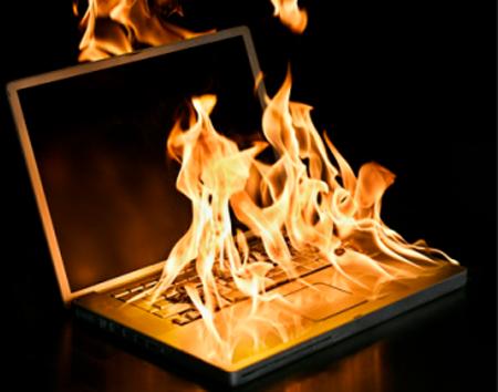 Pahami 5 Penyebab Laptop/ Netbook Mejadi Panas