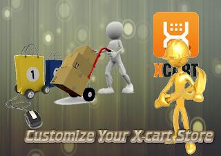 X-cart Store Development