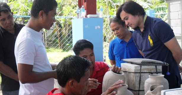 Ceramics And Pottery Techno Transfer From Vigan To
