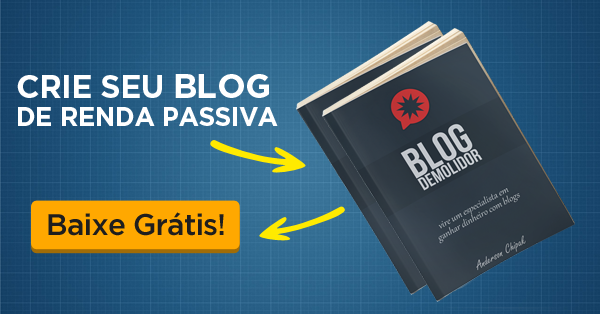 Renda Passiva pela Internet - Ebook