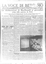 20 MARZO 1933 - DALMINE