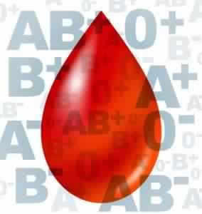 Le groupe sanguin O