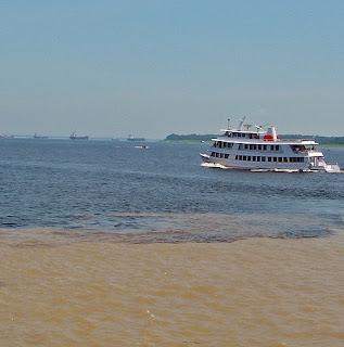 El río Amazonas mide 7062 Kilómetros