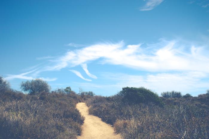 temescal canyon hiking santa monica california