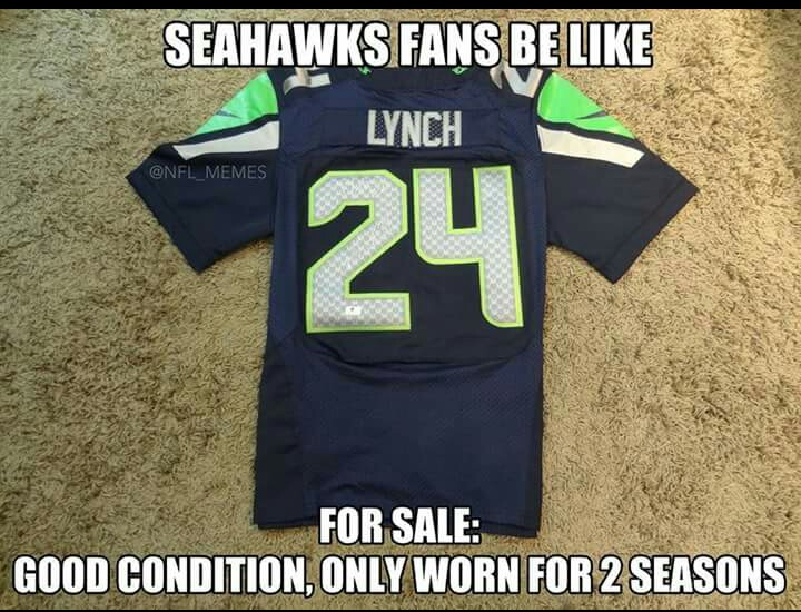 seahawks fans be like for sale: good condition, only worn for 2 seasons.- #seahawkshaters #seahawkslose #2seasons