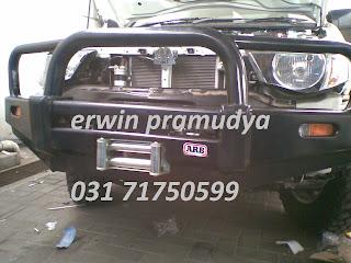 Toyota Hilux Perlengkapan Off Road