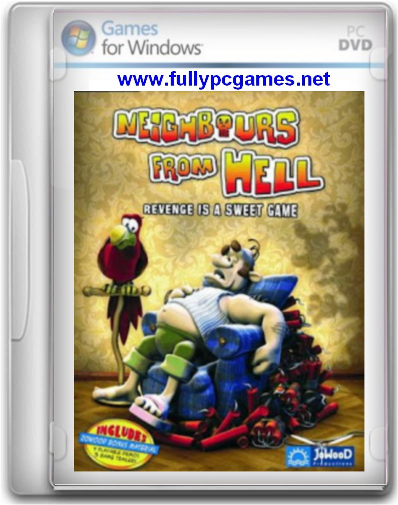 Neighbour from hell 1 game free download full version for pc.