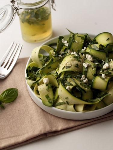 Kabak Salatası En Sağlıklı Salata Tarifleri