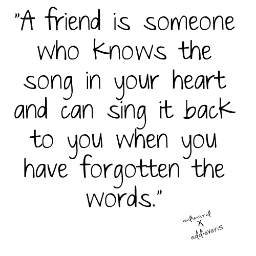 Quotes About Friendship Gifts : Live skinny now the gift of true friendship