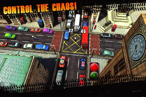Traffic Panic London android game