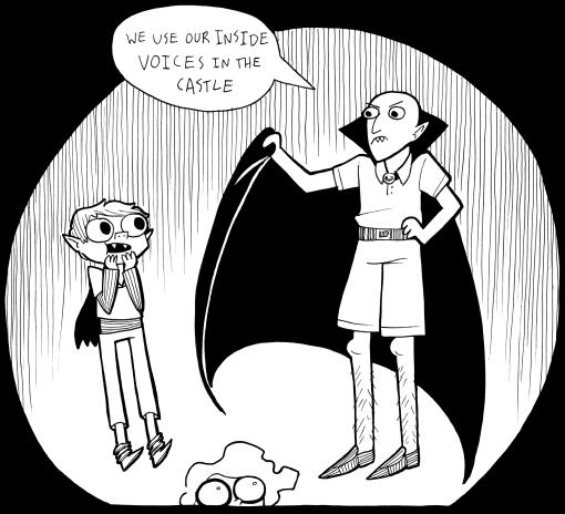 Webcomics Worth Wreading: Entry 52: The Last Halloween