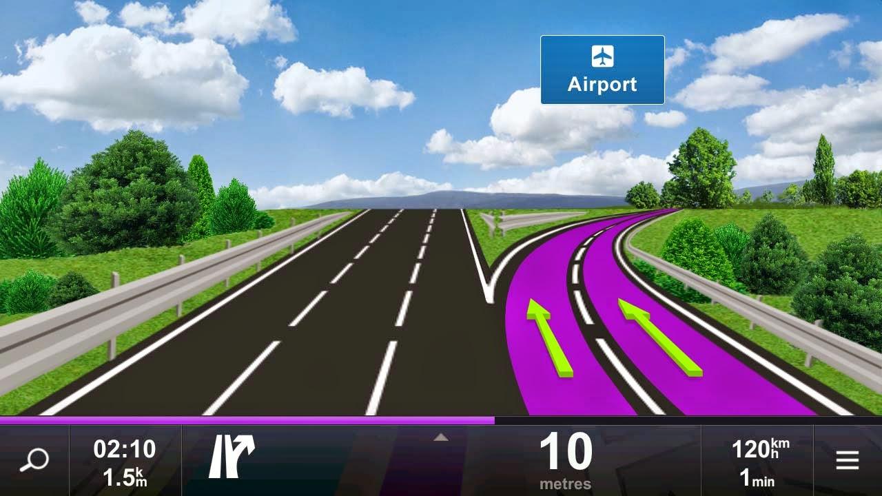 Cara Menggunakan GPS Android Gratis tanpa Pulsa dengan Sygic
