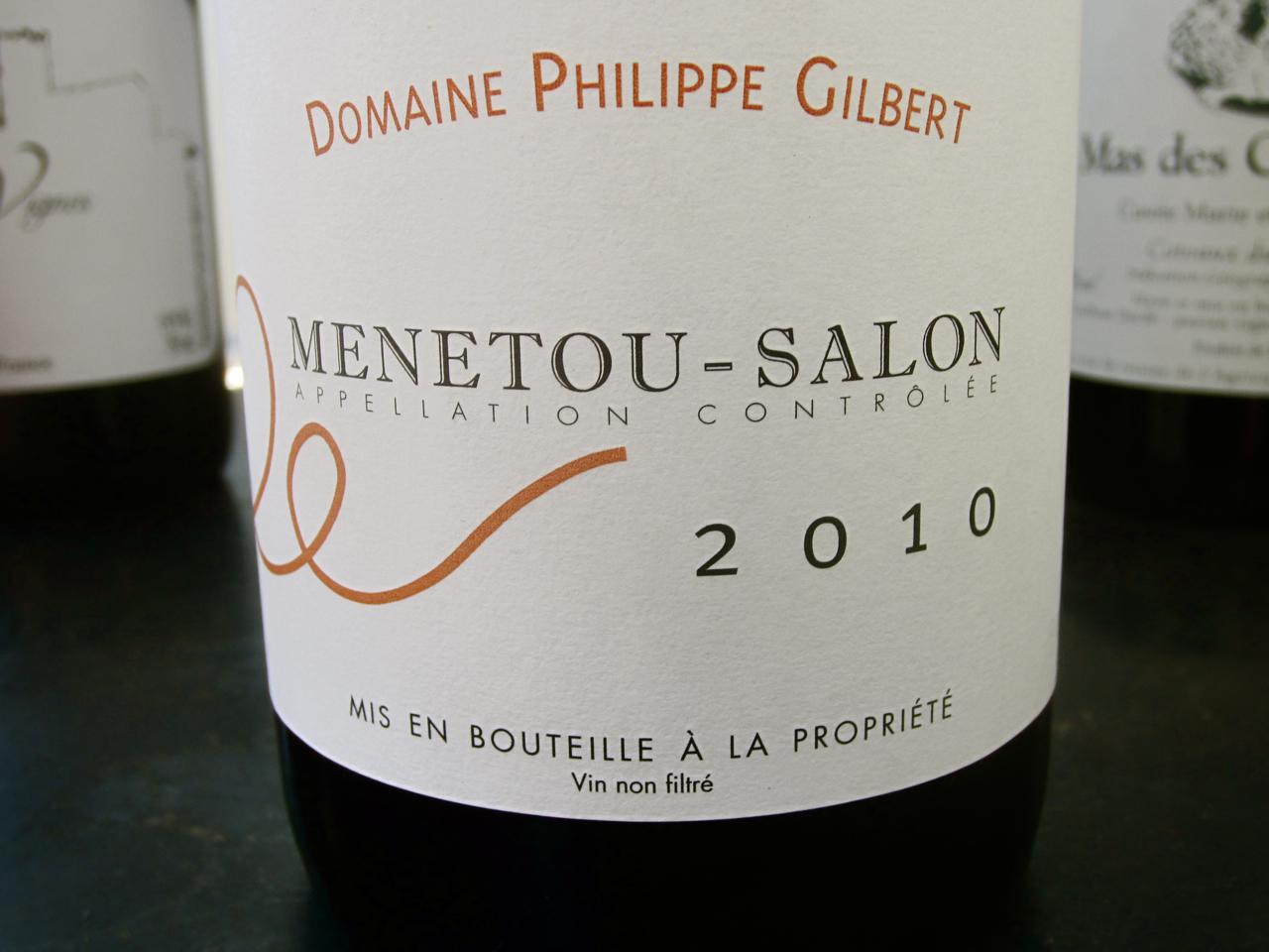 Finare vinare nya rg ngar hos vinik for Menetou salon rouge