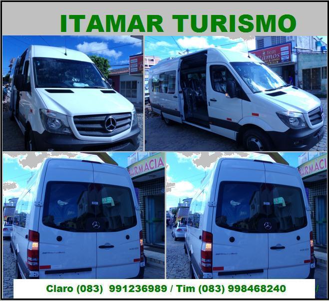 Conforto e segurança nas viagens procure Itamar Turismo!