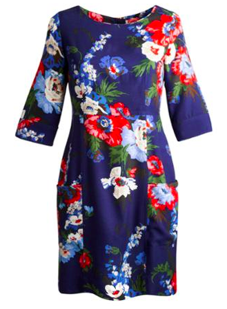 Joules: Dress in beautiful colours