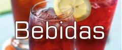 Sección de Bebidas