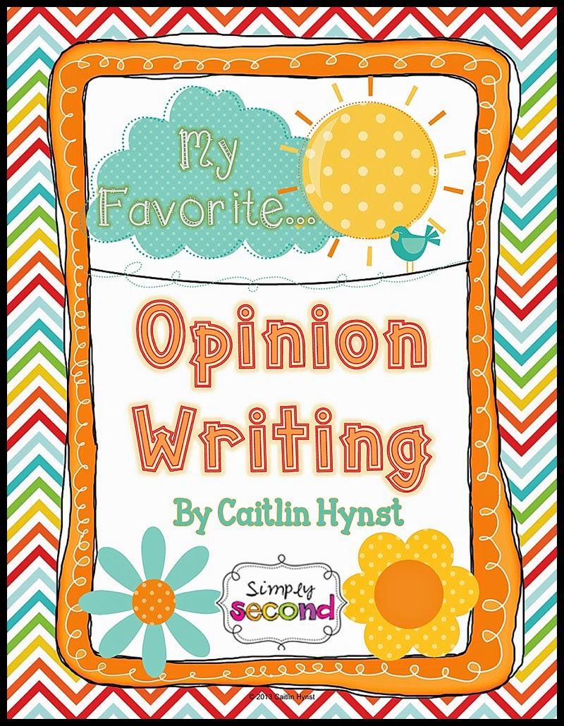 http://www.teacherspayteachers.com/Product/Opinion-Writing-Unit-650562