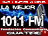 RADIO Y TV   101.1 FM