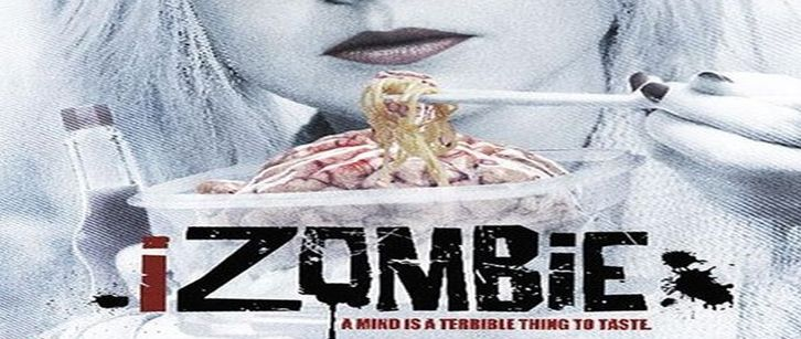 iZombie - New Promotional Poster