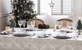 decorar mesa navideña