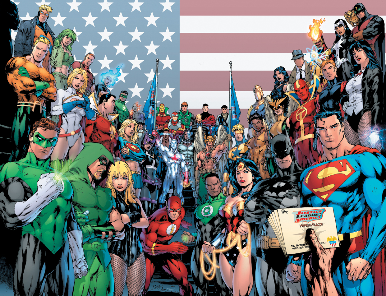 Owning comics (part 3) : superheroes and the new 52