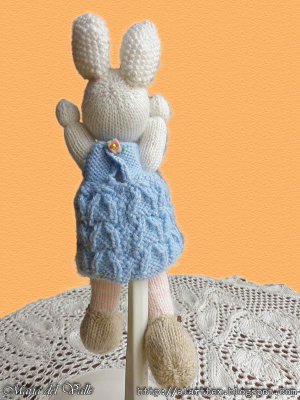 Coco Bunny Girl 4 - Maria del Valle
