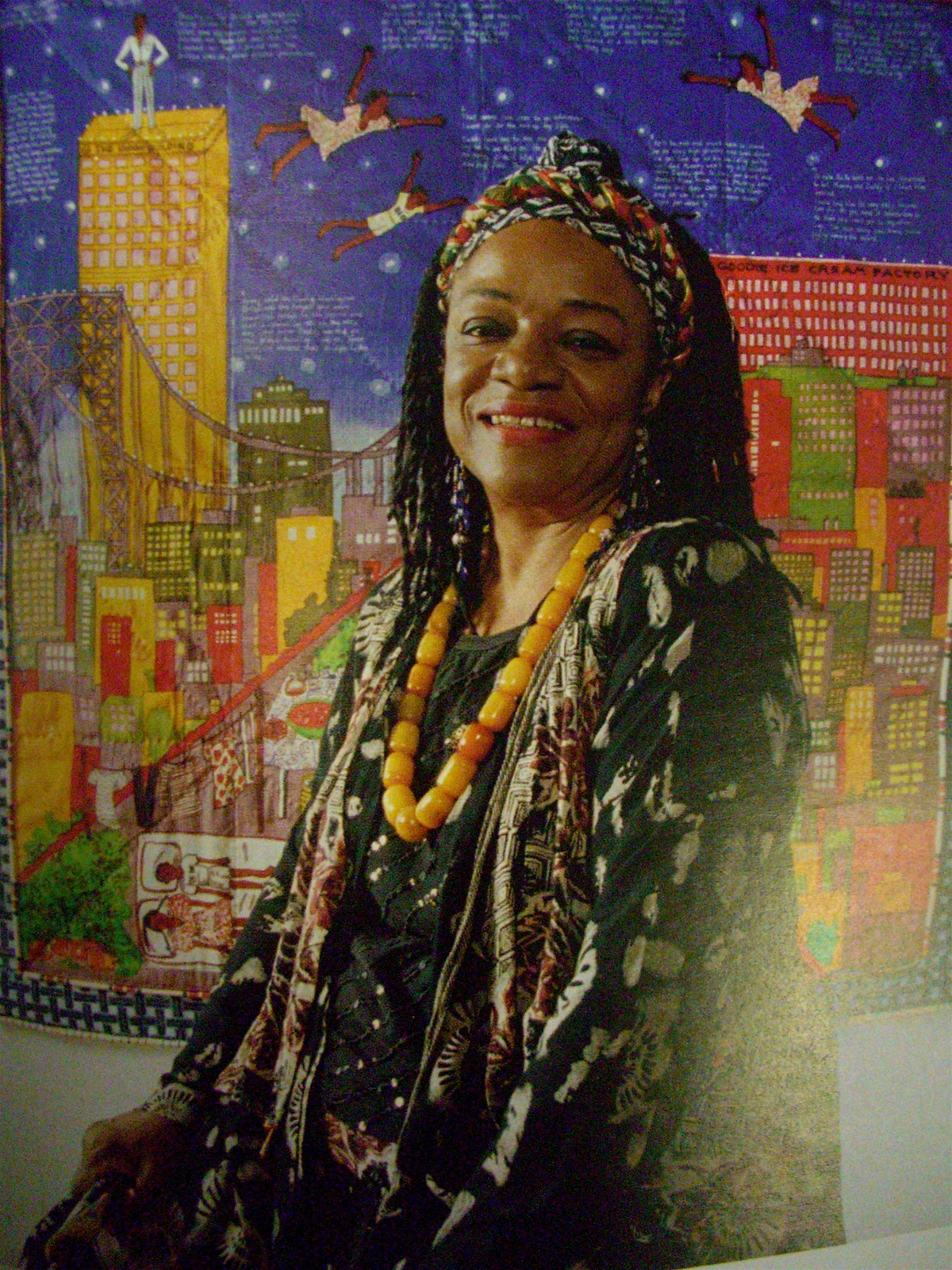 faith ringgold Current show featuring works by faith ringgold at pippy houldsworth gallery london, 6 heddon street feb 23rd - apr 28th.