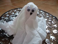 Manualidad fantasma