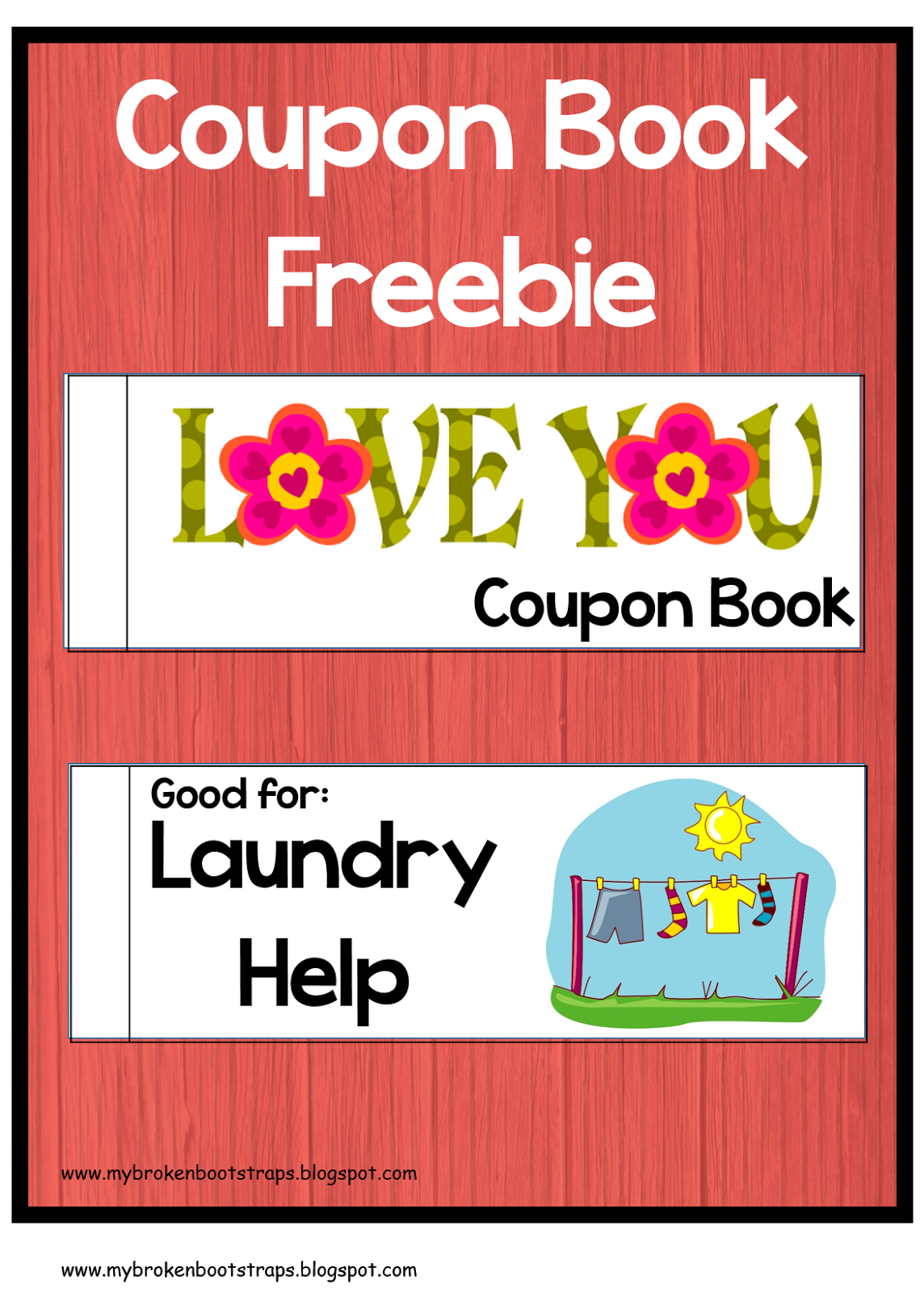 https://www.teacherspayteachers.com/Product/Valentine-Coupon-Mini-Book-1650413