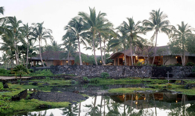 Hawaiian Stone House