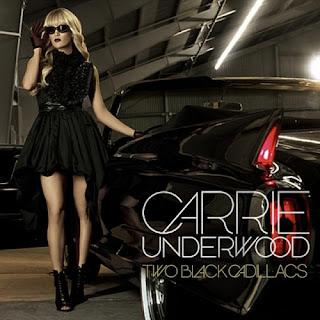 Carrie Underwood - Two Black Cadillacs Lyrics