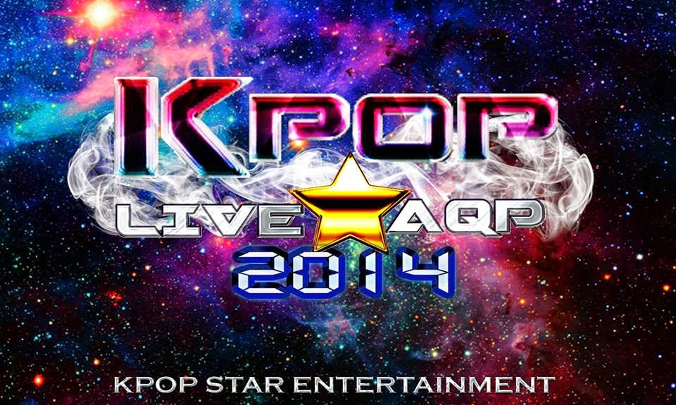 KPop Live in Arequipa 2014