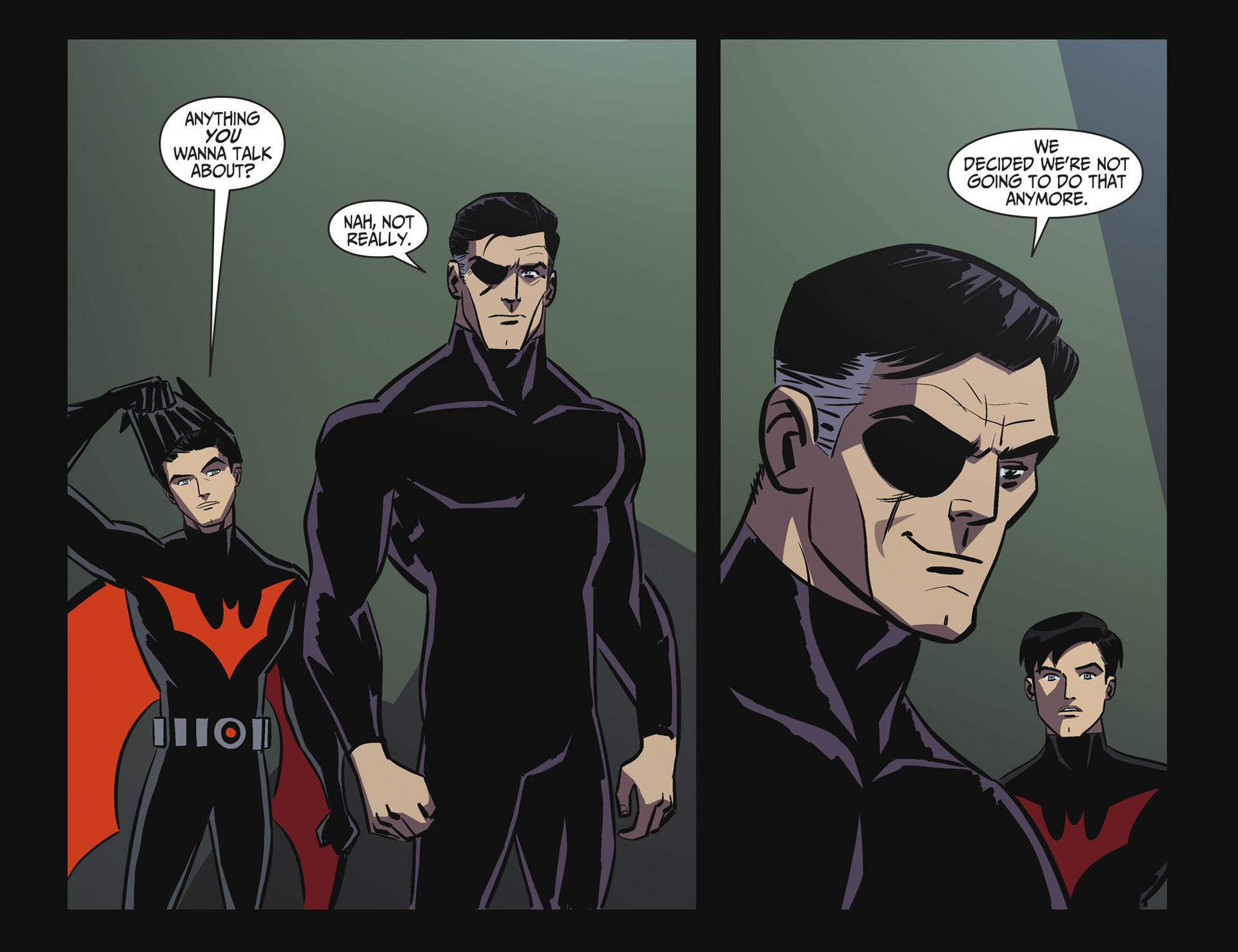 Batman Beyond 2.0 #16 #25 - English 20