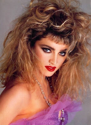 Classy 80s Female Hairstyle Photos 4