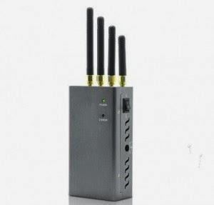 Переносной подавитель глушитель сотовых телефонов TG-121B PRO для GSM, 3G, GPS Wi-Fi
