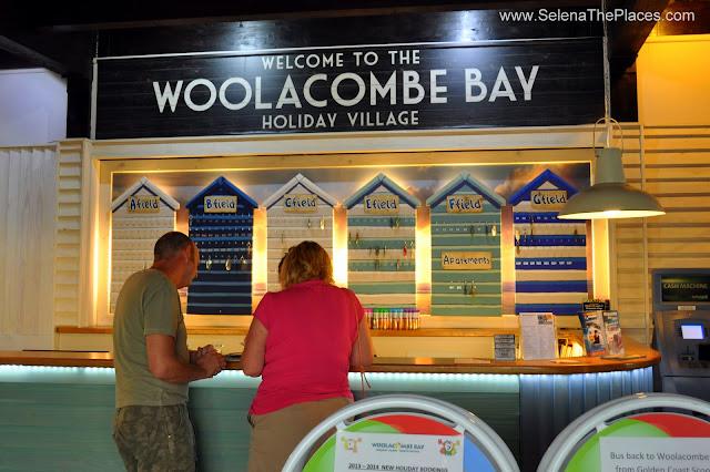 Woolacombe Bay Holiday Village, Devon, UK