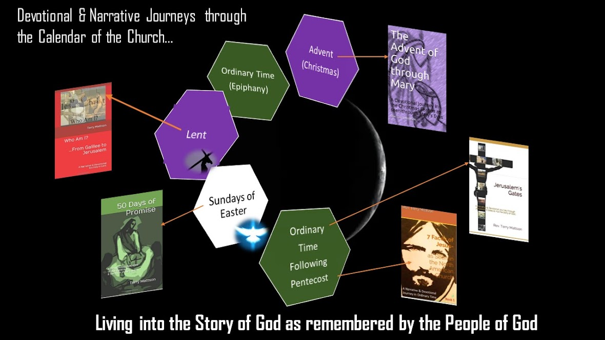 Devotional & Narrative Journeys through the Calendar of the Church